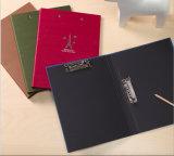 Dépliant de fichier fait sur commande de cahier de joint circulaire du papier de l'imprimerie A4 2
