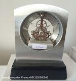 Klok de van uitstekende kwaliteit K8066 van het Tafelblad van het Metaal van het Skelet