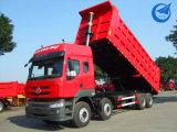 중국 제조자 Avic Kaile 3 차축 석탄 수송 덤프 트레일러
