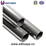 Huaye Prime Grade 201 304 Stainless Steel Tubes para Decoration