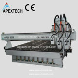 2016 heiße China CNC-hölzerne schnitzende Maschinen-hohe Präzision (2030)