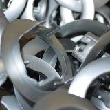 Stahl, Edelstahl, Aluminium, kupfernes Metall, das Produkte stempelt