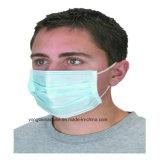 Maschera di protezione medica dell'infermiera dell'igiene non tessuta che fa macchina