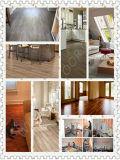 Plastikbodenbelag-Typ-und Innenverbrauch-moderne Art-Vinylfußboden-Planke