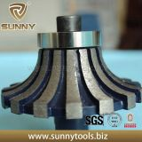 Diamond Tools-Bullnose Profile Wheel / Router Bit