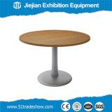 브라운 금속 접는 의자 둥근 의자 사각 의자