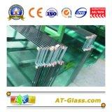 стекло 3-19mm глубокое обрабатывая ясное Tempered/Toughened стекло при Polished край используемый для здания, мебели