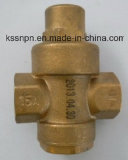 Латунный клапан уменьшения давления для воды
