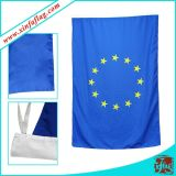 Bandera colgante de la exposición del poliester de la visualización/bandera de la visualización