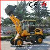 De mini VoorLader Zl10A van het Wiel met Ce- Certificaat