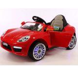 Giro dei capretti sull'automobile elettrica dei bambini dell'automobile di potere di telecomando (OKM-745)