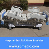 (CER, ISO, Motor Dänemark-Linak) Fünf-Funktion elektrisches Krankenhaus-Bett/medizinisches Bett