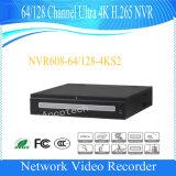Obbligazione NVR (NVR608-64-4KS2) ultra 4k H. 265 di Dahua 64 della Manica