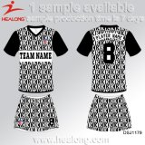Healong modificó el fútbol Jersey de la alta calidad para requisitos particulares de Teamwear