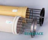 Saco de filtro de Nomex dos sacos de filtro da poeira da estufa de cimento (NOMEX550)