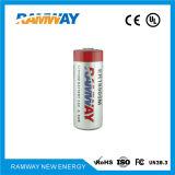 batterie 3.6V pour les mètres d'eau de paiement d'avance (ER18505M)