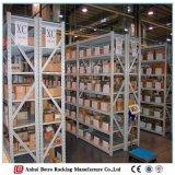 Prateleira média do dever da cremalheira de aço ajustável do armazenamento do Shelving, ISO e BV Certificated