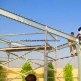50 ans de durée de vie de construction de structure métallique