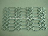 Folha de metal expandida do aço Lowcarbon