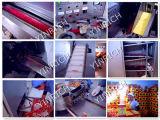 Uniplast Morir-Formó la línea de transformación del Lollipop con el sistema de calefacción eléctrico (DF200)