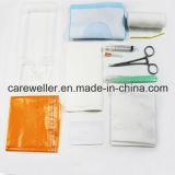 Kit a gettare sterile di emergenza medica
