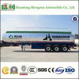 Autocisterna dei rimorchi del combustibile derivato del petrolio dell'alluminio e dell'acciaio dei 3 assi