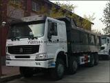 Carro de vaciado resistente 8X4 de Sinotruk HOWO 336HP-420HP