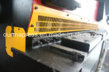 Niedrige blatt-Ausschnitt-Maschine des Preis-QC12y 12X2500 Aluminium