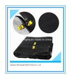 Trampoline 16FT круглый половинный Поляк с внутренним приложением безопасности