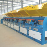 2017年の中国の熱い販売の直線タイプデッサンワイヤー機械