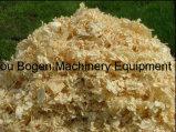 Machine rasante en bois de bonne qualité pour la literie de cheval