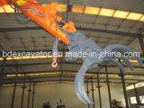 Baoding-Rad-Holz/Zuckerrohr-ansteckende Maschine mit Wanne