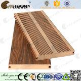 Decking plástico de madeira dos materiais de construção do projeto 3D