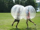 Bola de parachoques inflable. Bola de Giga. Bola de Zorb