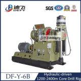pleine foreuse de faisceau de circuit hydraulique de 1000-2100m Df-Y-6A utilisée pour la vente