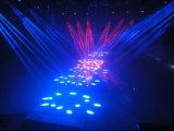 2017 Mais recente Infinito girando RGBW 4 em 1 LED 9 PCS * 10W Matrix Pixel Moving Head Beam para Stage Show Party