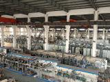 Volle Servobaby-Windel-Auflage, die Maschinen-Hersteller bildet