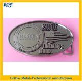 Gürtelschnalle mit Rodeo-Firmenzeichen 2016 des Störungssuchers