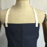 Kundenspezifisches Baumwollsegeltuch-Küche-Schutzblech mit Material-Brücken