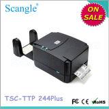 Alta qualidade da impressora da etiqueta de código de barras da impressora do código de barras de Ttp 244plus