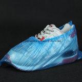 Cubierta plástica del zapato del polietileno médico de la cirugía que hace la máquina