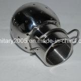 Esfera fixa do pulverizador do parafuso para o equipamento do tanque de Medica Cipl