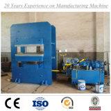 Gummifußboden-Ziegeleimaschine/vulkanisierenmaschine für Verkauf