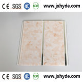 Panneau moyen de décoration de mur de panneau de plafond de PVC de cannelure