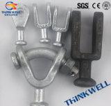 Y 유형 공 U자형 갈고리 또는 폴란드 선 기계설비 또는 공 눈 또는 링크 이음쇠