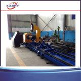 Cortadora del tubo del plasma del CNC/cortador de tubo de acero