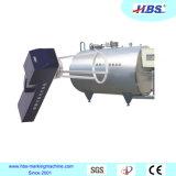 Machine d'inscription de laser de fibre de la série 20W de prise avec la source de laser de Raycus