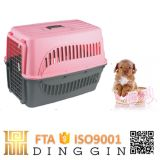 Pet Display Airline Kennel Dog Plastic