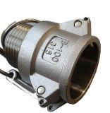 Accoppiamento rapido del Camlock 316L dell'acciaio inossidabile 304