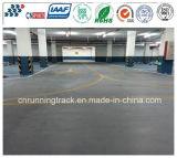 De geluiddichte Bevloering van de Weerstand van de Schuring voor de Oppervlakte van de Bevloering van de Garage